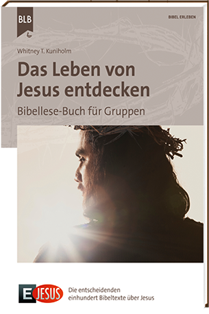 EJesus Bibellese-Buch für Gruppen