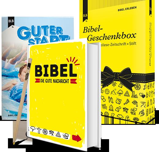 Bibel-Geschenkbox Edition Guter Start
