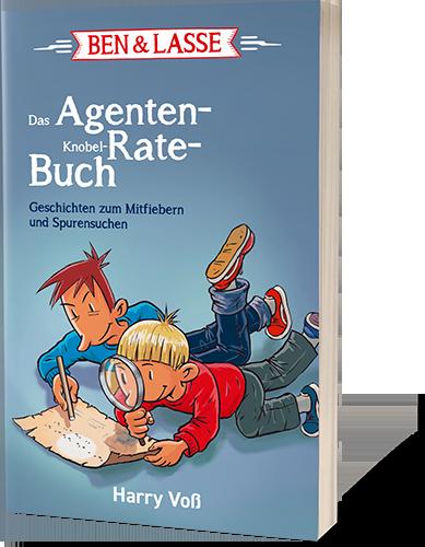 Das Agenten-Knobel-Rate-Buch