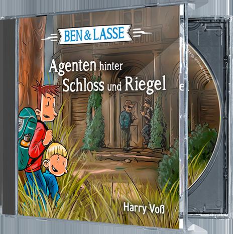Agenten hinter Schloss und Riegel - Hörbuch
