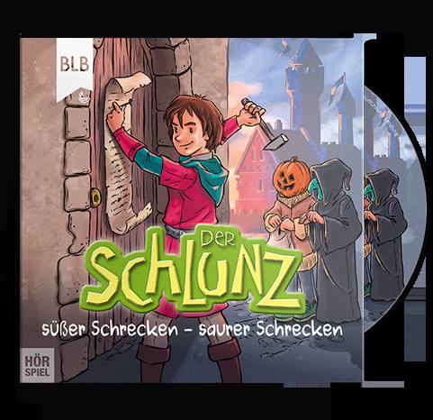 Der Schlunz: Süßer Schrecken - saurer Schrecken (10er Pack)