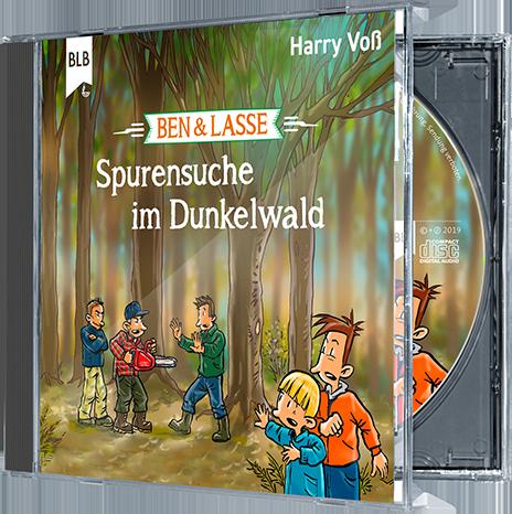 Spurensuche im Dunkelwald