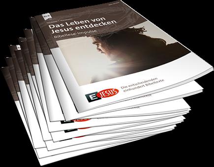 EJesus Bibellese-Karte (10er- Pack)