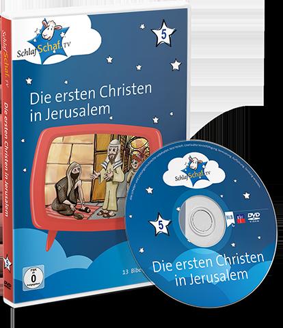 SchlafSchaf.TV: Die ersten Christen in Jerusalem
