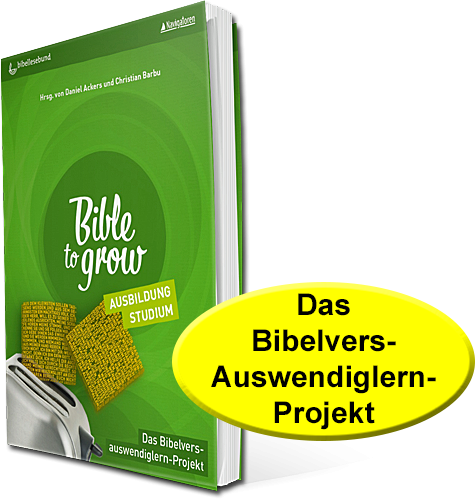 Bible to grow – Ausbildung, Studium