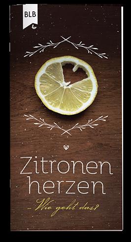 Zitronen herzen - Wie geht das?