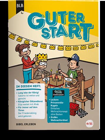 Guter Start 4/2021 Einzelheft