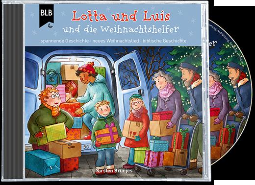 Lotta und Luis und die Weihnachtshelfer