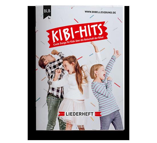 KIBI-HITS Liederheft