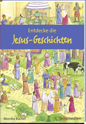Entdecke die Jesus-Geschichten