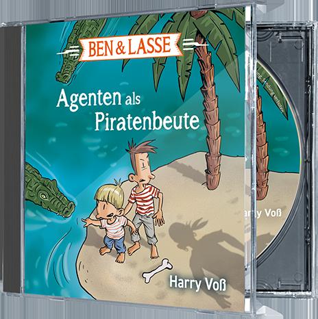 Agenten als Piratenbeute - Hörbuch