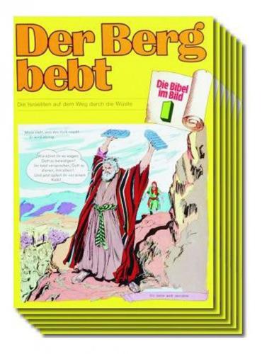 Die Bibel im Bild - Heft 1-15